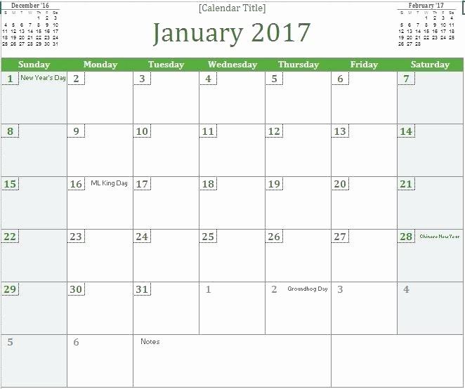 2017 Quarterly Calendar Template Excel Luxury Excel 2017 Calendar Template – asusdriversfo