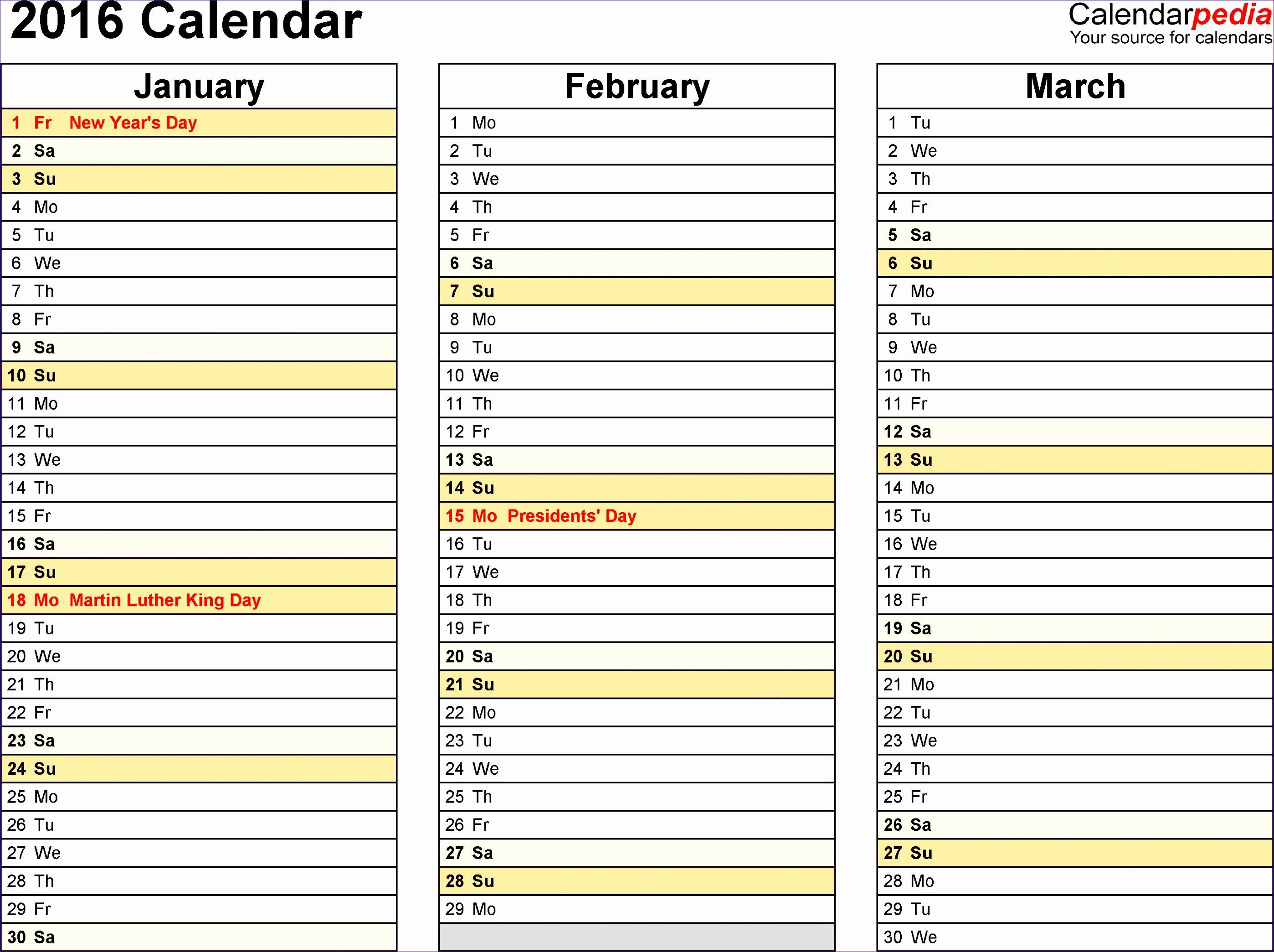 2017 Quarterly Calendar Template Excel Unique Monthly Planning Calendar Template Excel Aub New Split