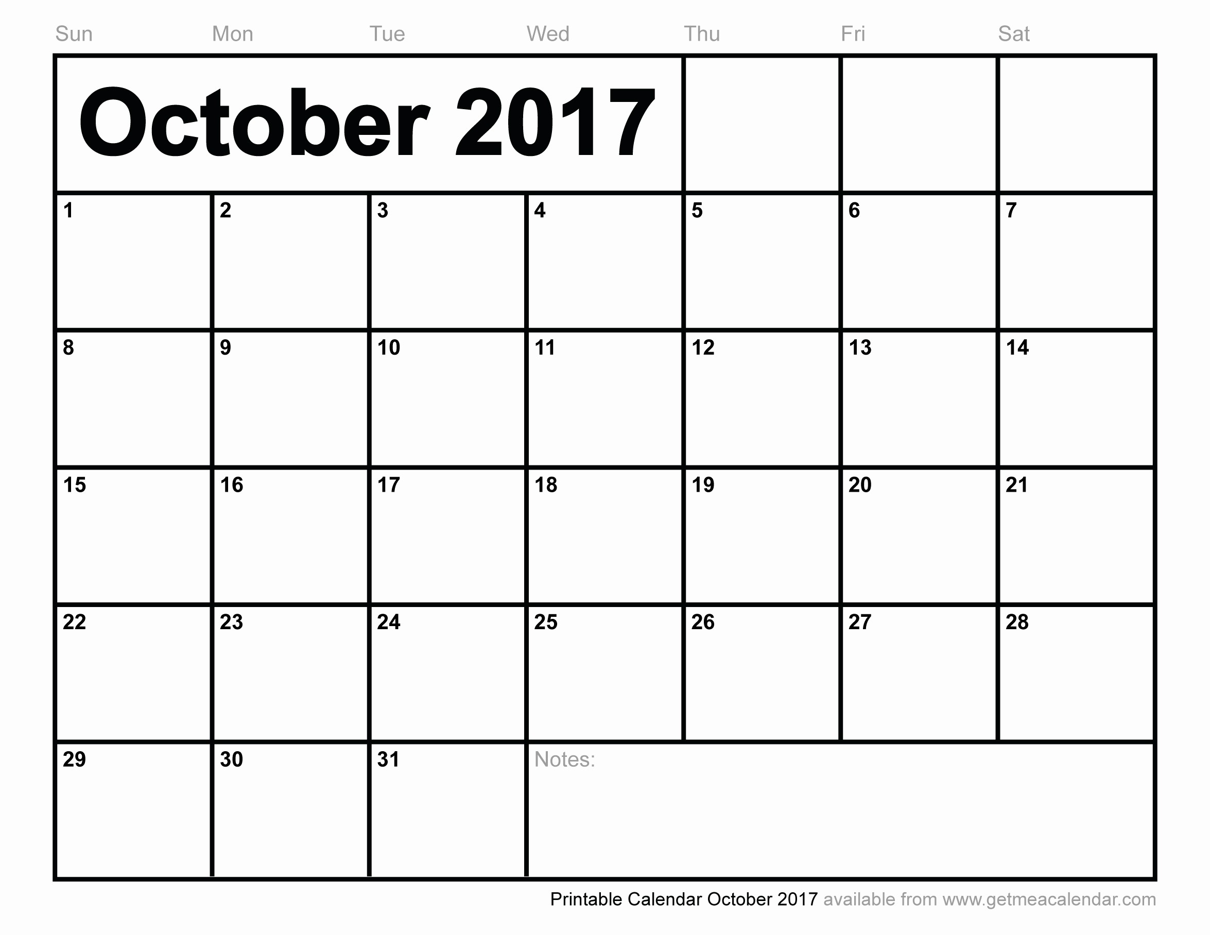2017 Yearly Calendar Excel Template Lovely October 2017 Calendar Excel