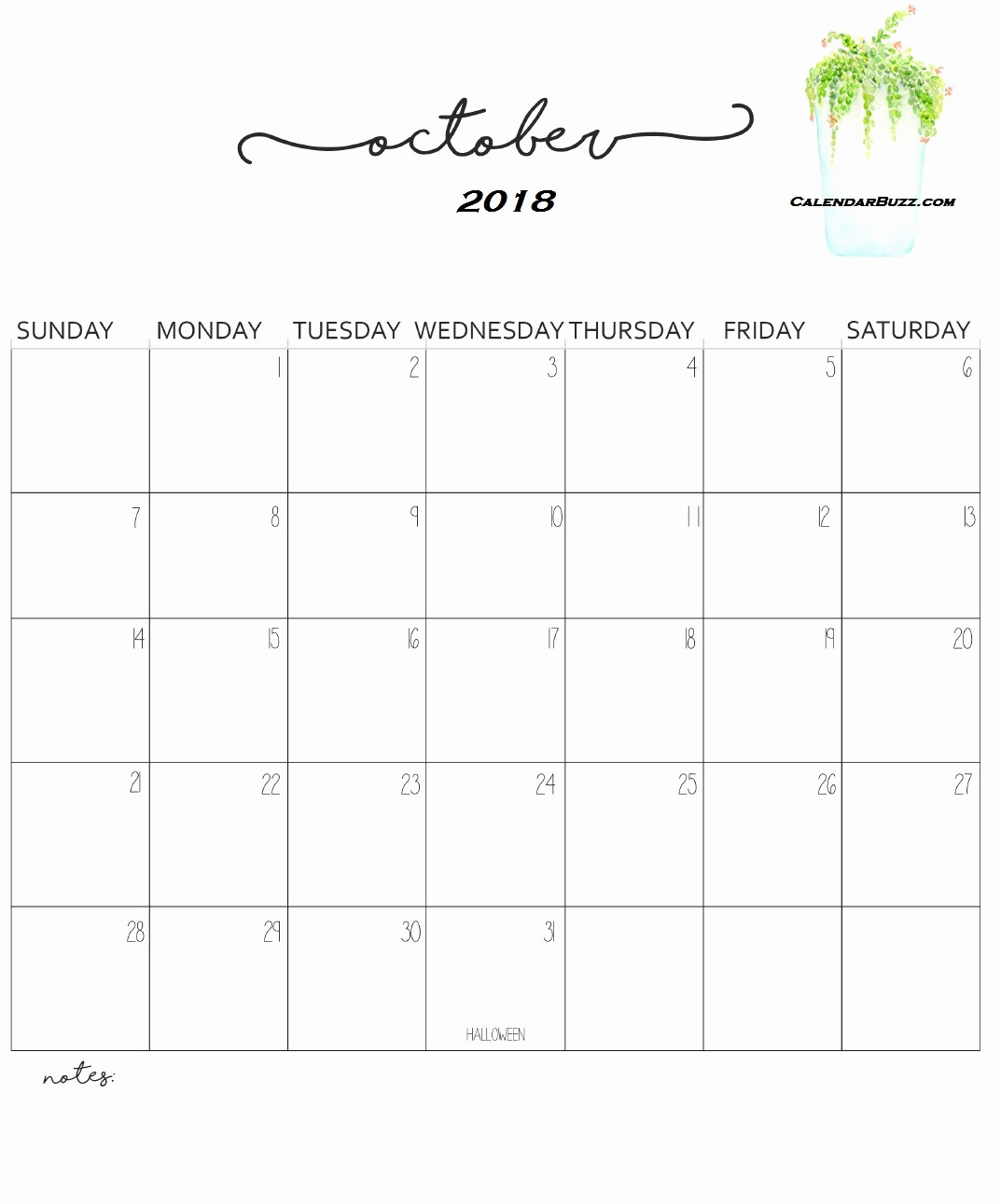 2018 Month by Month Calendar Beautiful Monthly Wall Calendars 2018 January to December