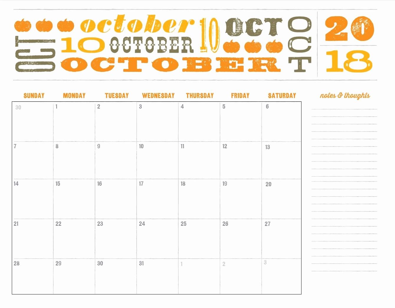2018 Month by Month Calendar Lovely Twelve 12 Months 2018 Calendar