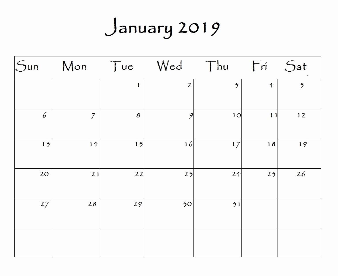 2019 Word Calendar with Holidays Unique 2019 Word Calendar