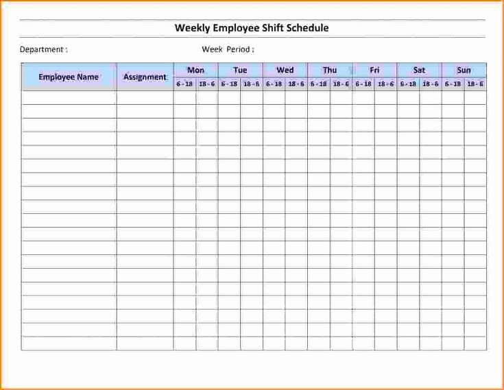 24 Hour Employee Schedule Template Luxury Best 25 Schedule Templates Ideas On Pinterest