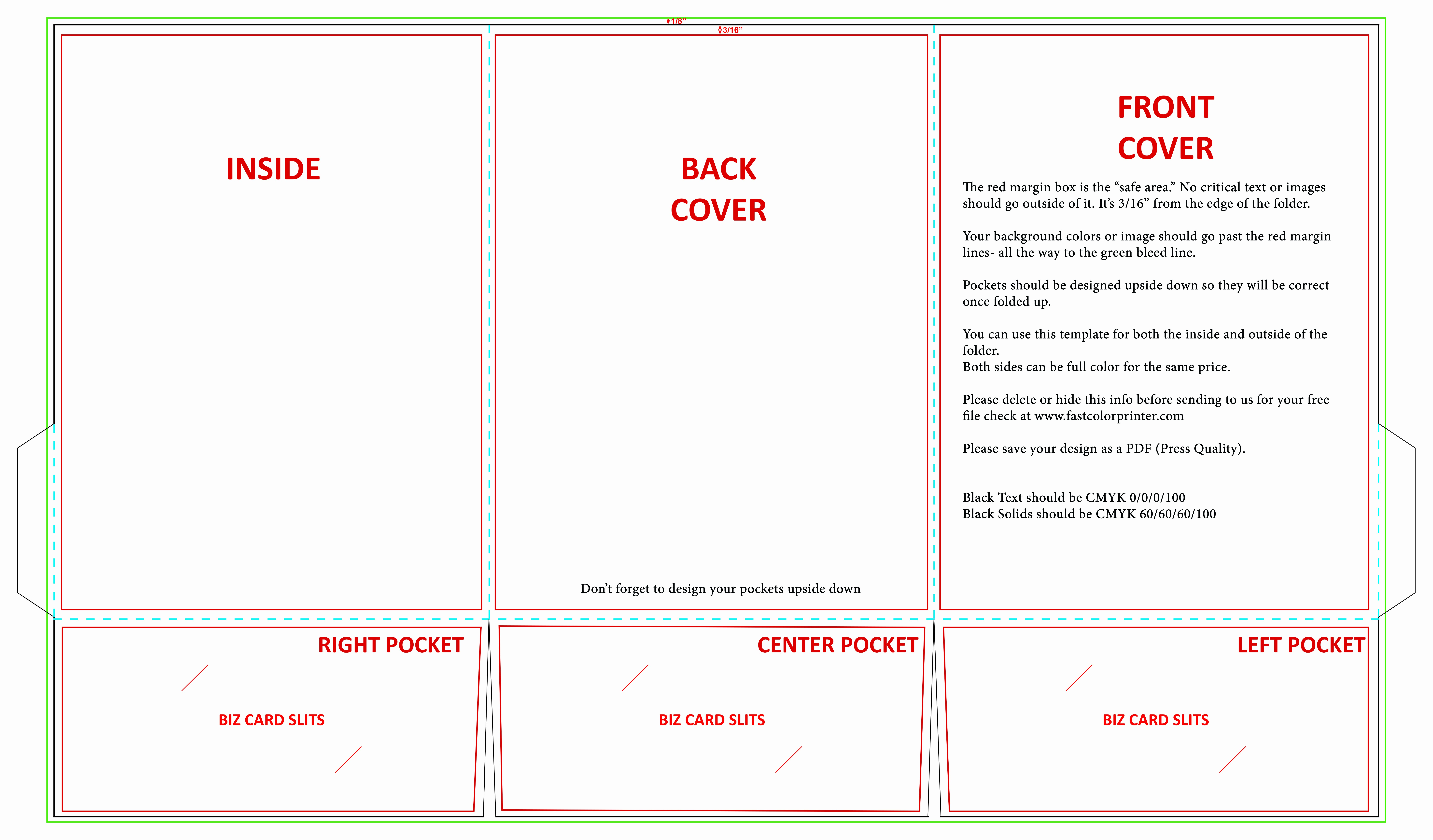 3 Fold Brochure Template Word Awesome Tri Fold Brochure Template Microsoft Word