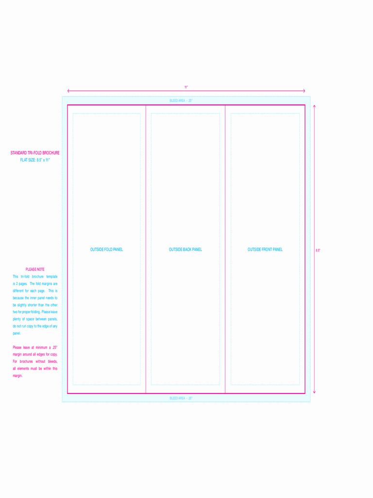 3 Fold Brochure Template Word Best Of Brochure Template Free Templates In Pdf Features Download