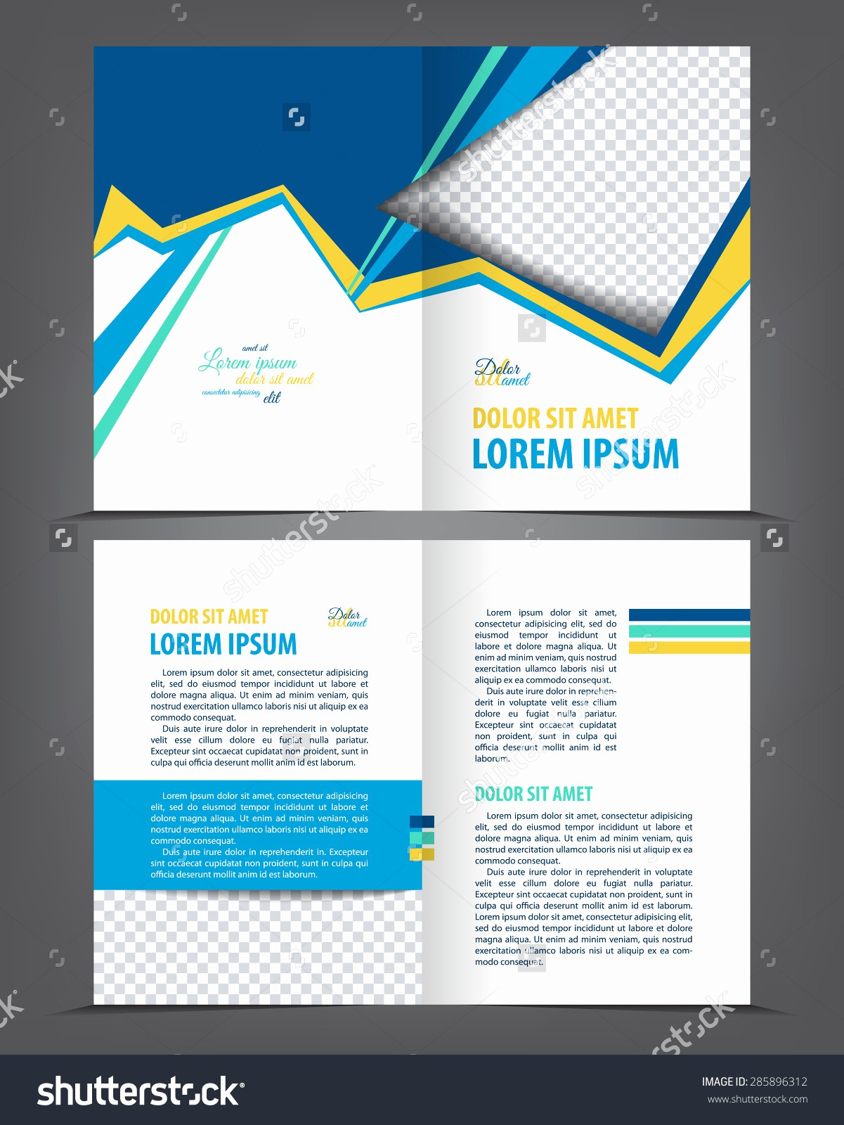 3 Fold Brochure Template Word Fresh 3 Fold Brochure Template 7 Awesome Collection Bi Fold