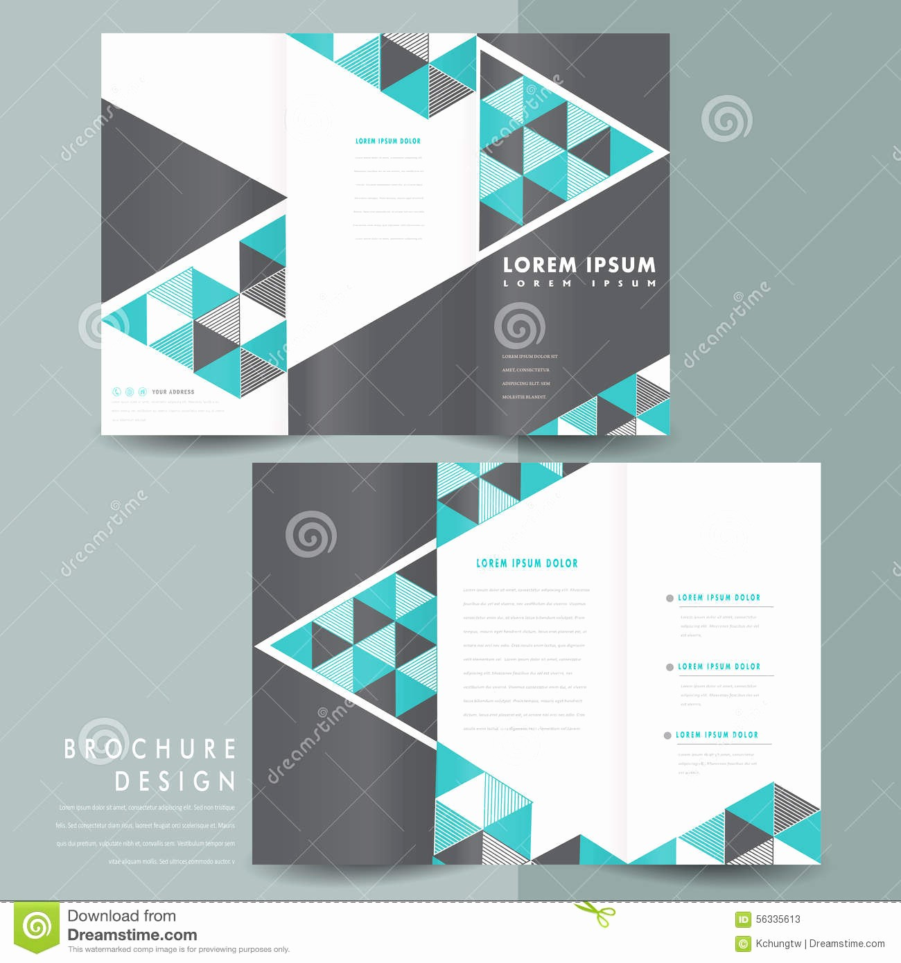 3 Fold Brochure Template Word Luxury Tri Fold Brochure Template for Word Lovely Examples with