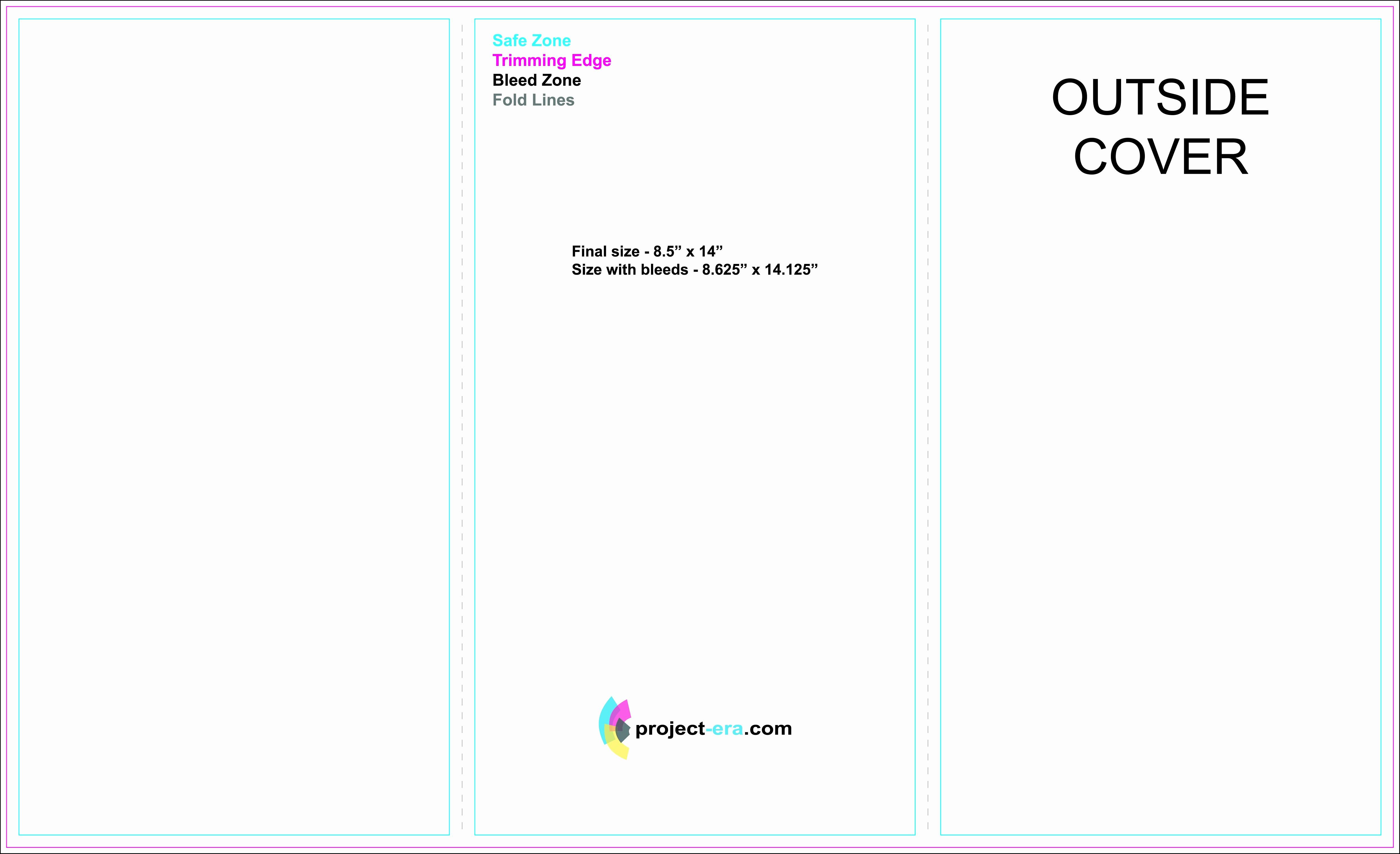 3 Fold Brochure Template Word Unique 3 Fold Brochure Template 8 Best Ideas Free Brochure