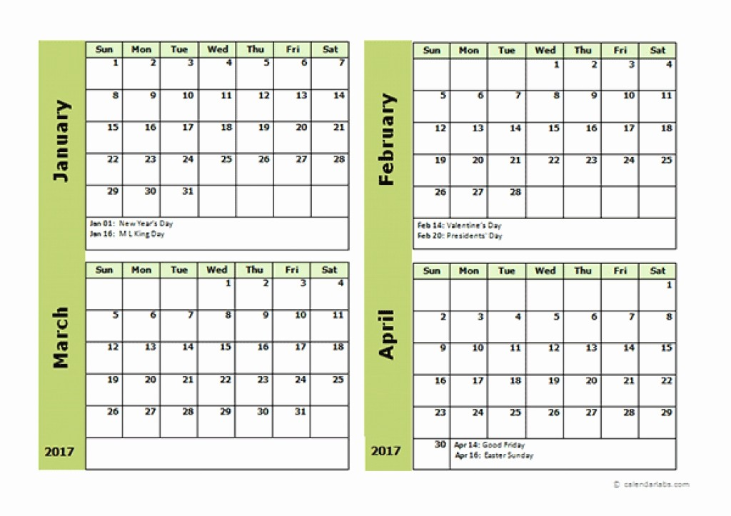 3 Month Blank Calendar Template Best Of Printable 3 Month Calendar