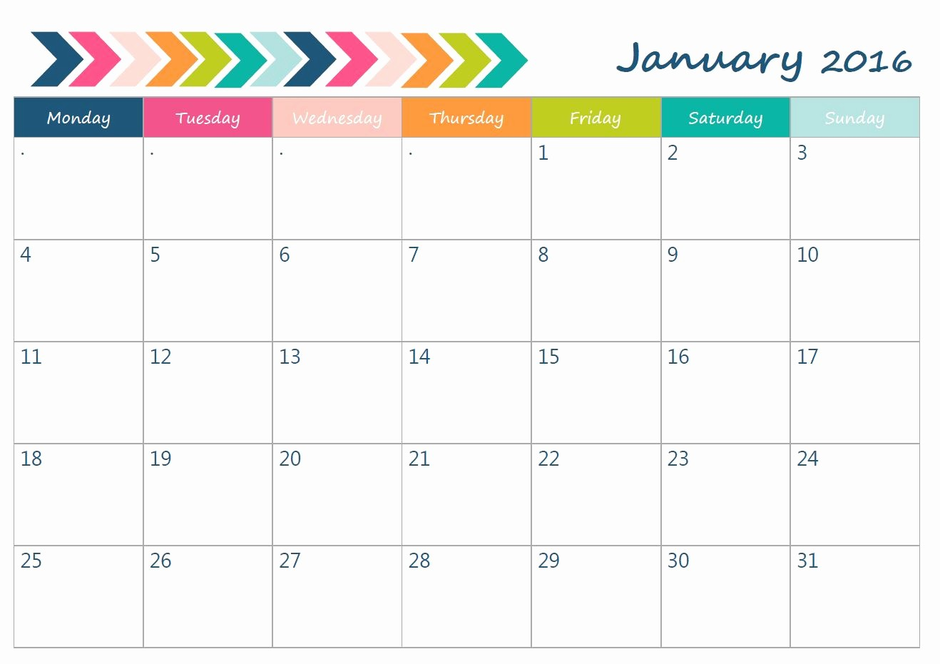 3 Month Calendar 2016 Template Beautiful Free Printable 3 Month Calendar 2016