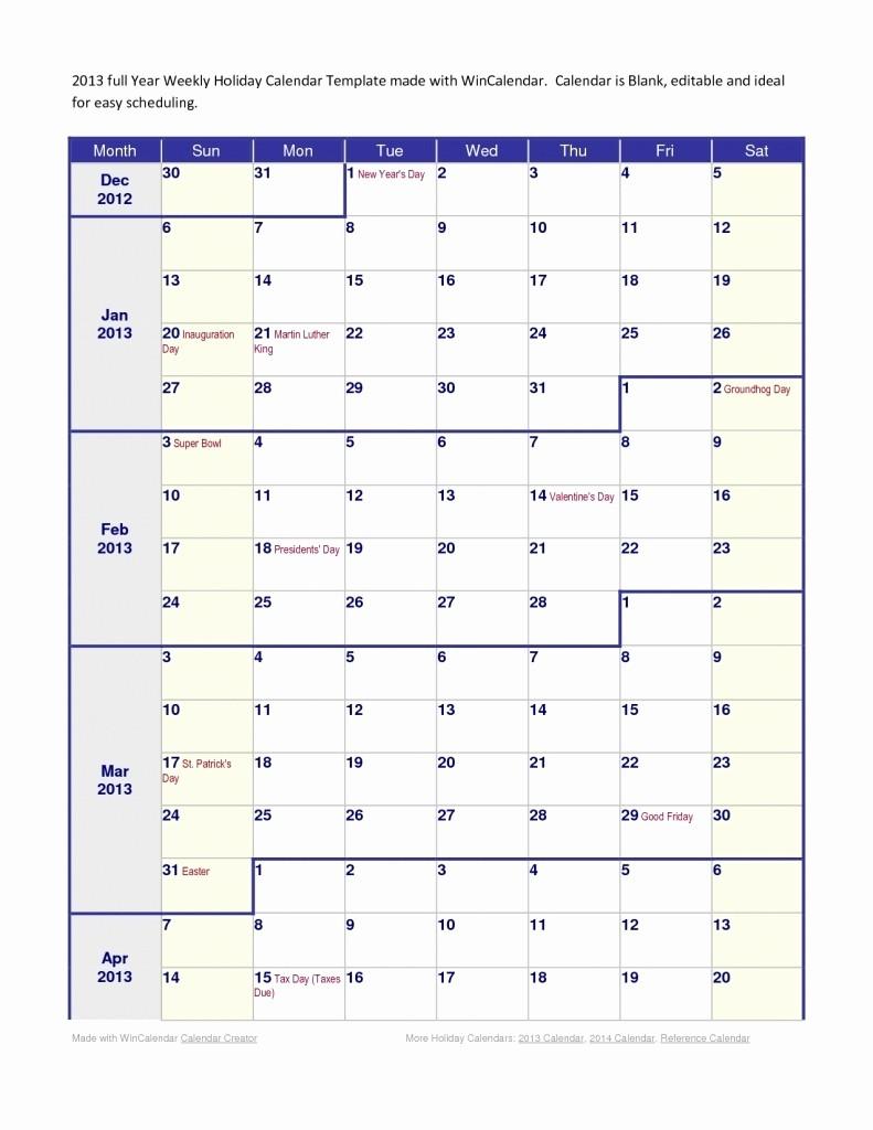 3 Month Calendar 2016 Template Best Of Printable 4 Month Calendar Free Calendar Template