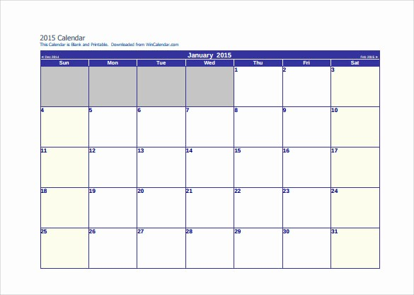 3 Month Calendar 2016 Template Unique 7 Sample 3 Month Calendar Templates to Download