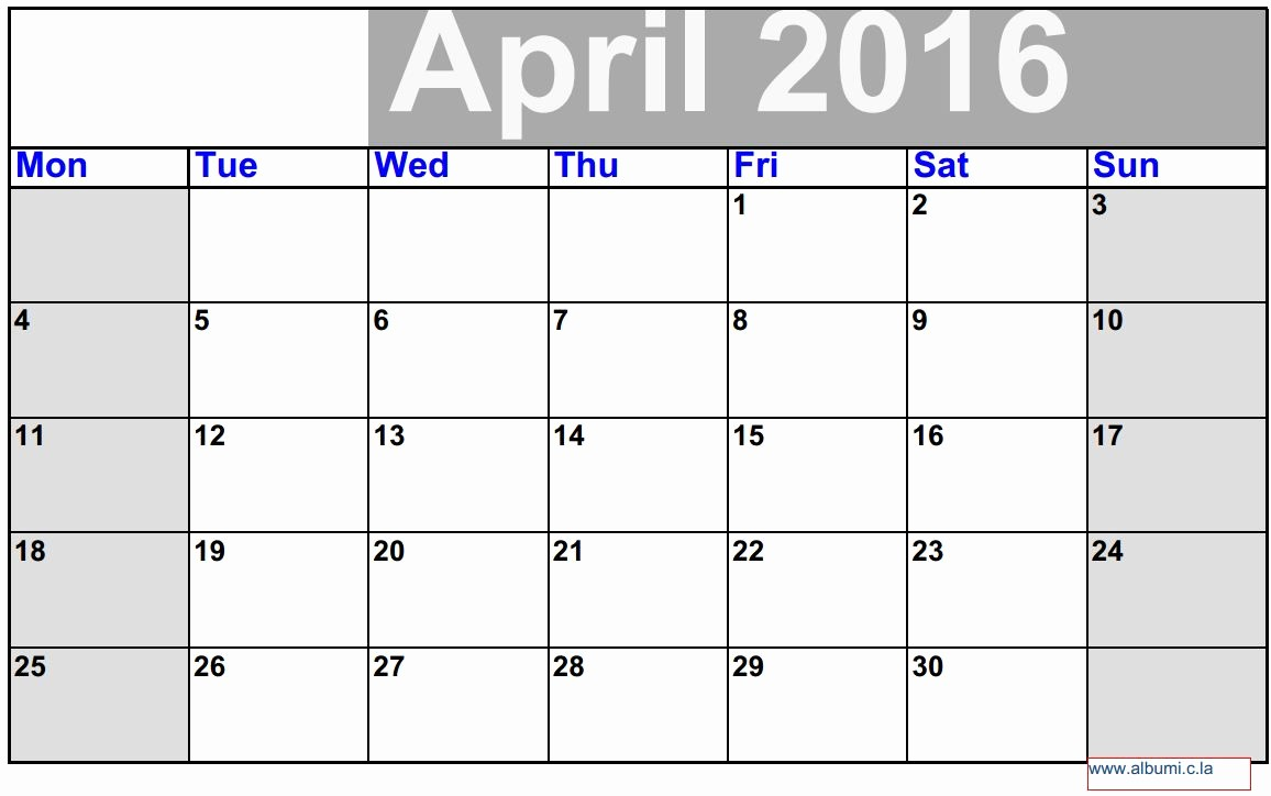 3 Month Calendar Printable 2016 Elegant 3 April Calendar 2016 to Print