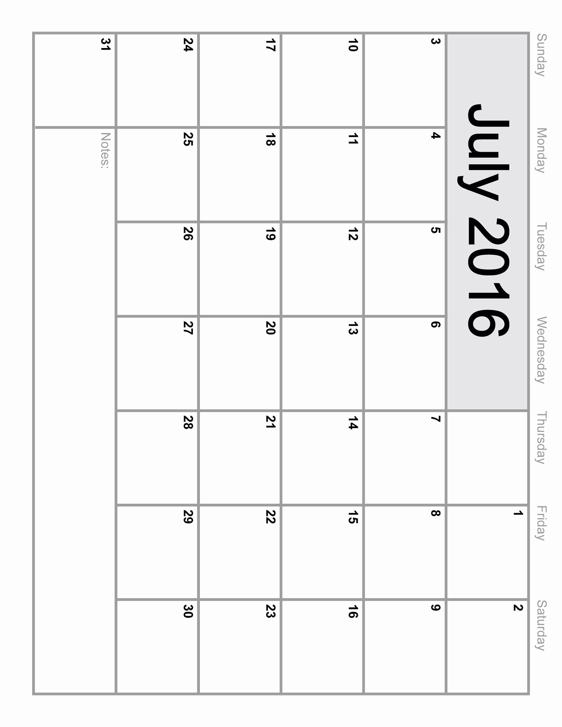 3 Month Calendar Printable 2016 New 3 Month June July August Calendar 2016 Printable