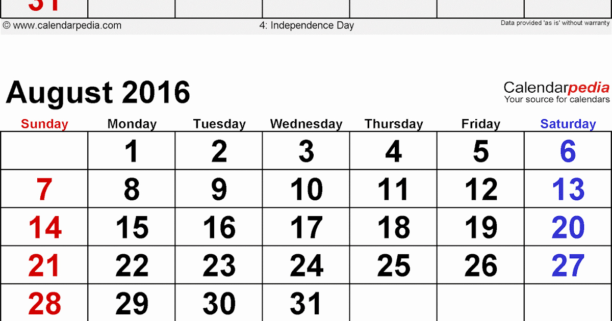 3 Month Calendar Printable 2016 Unique Get Printable Calendar July August September 3 Months