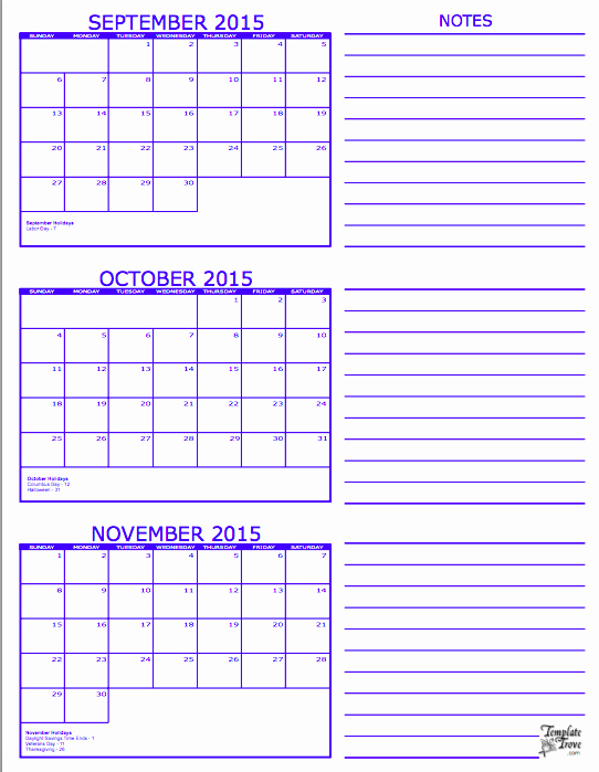 3 Month Calendar Template Word Luxury Three Month Calendar Template Word 3 Month Calendar