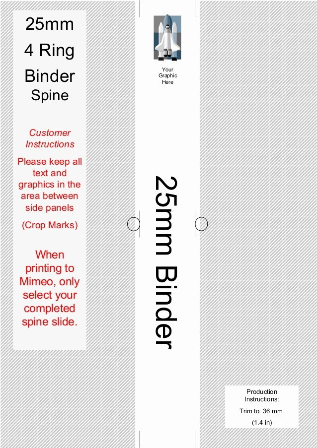 4 Inch Binder Spine Template Fresh Spine Templates for Your 4 Ring Binders