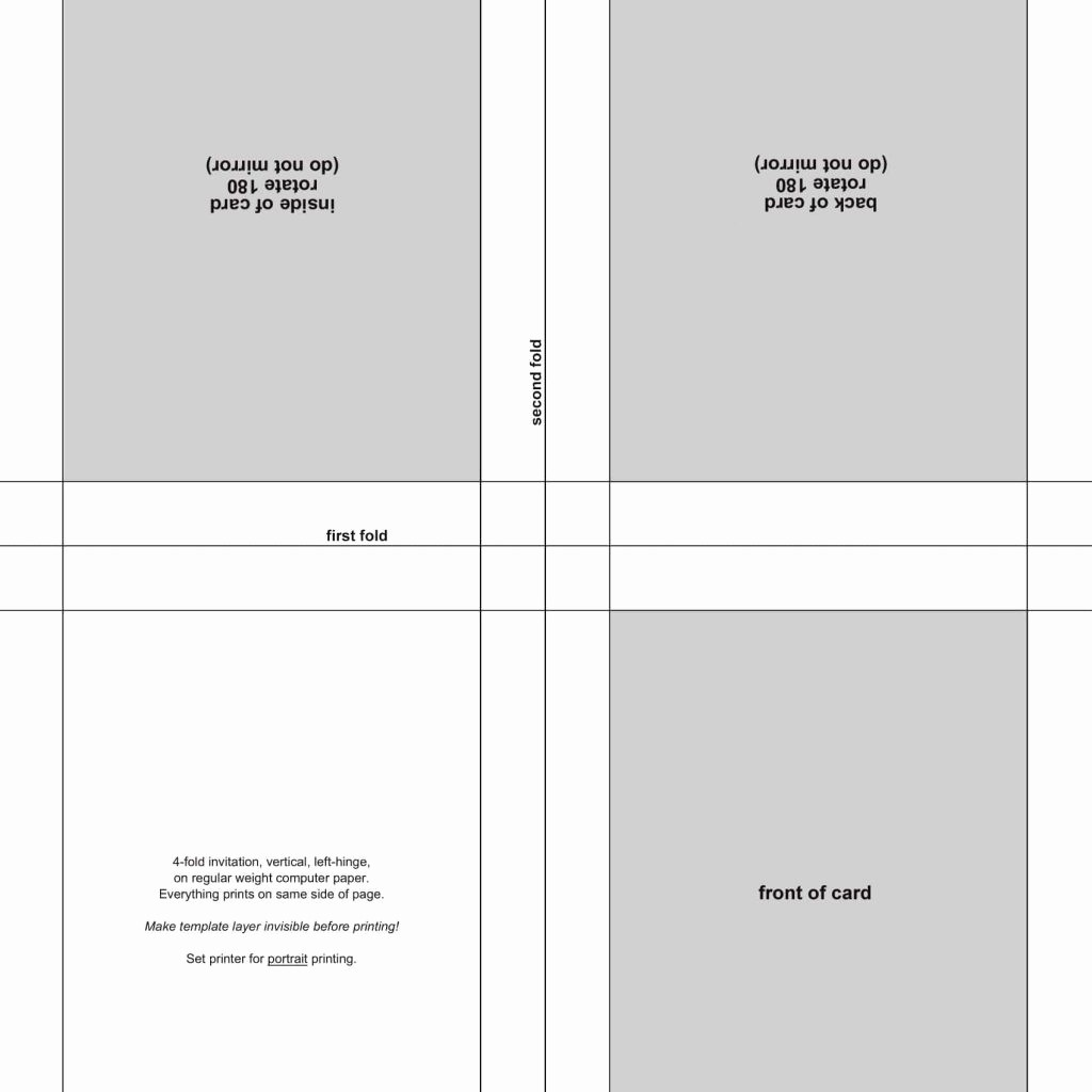 4 Per Page Postcard Template Lovely Free Printable Postcard Template and Avery Perforated