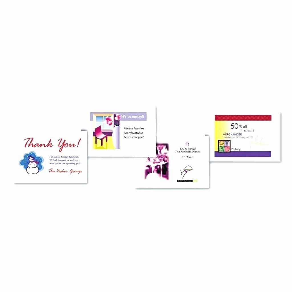 4 Up Postcard Template Word Elegant New Avery Postcard Template 8387 for Word
