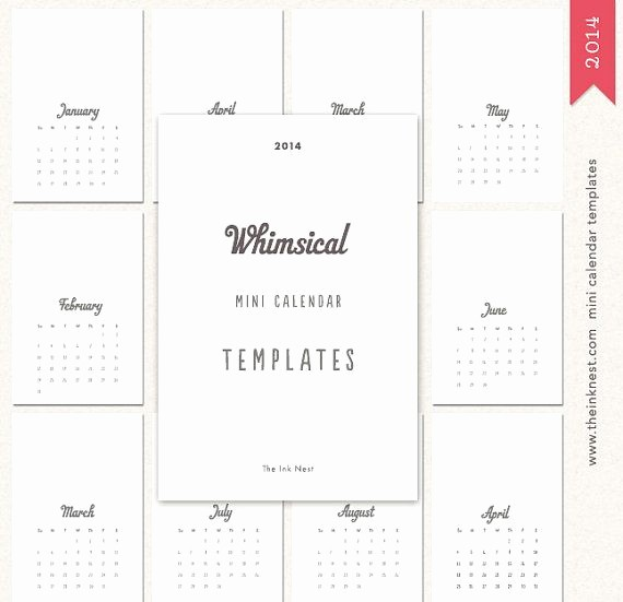 4 X 6 Calendar Template Lovely 163 Best Images About Printable