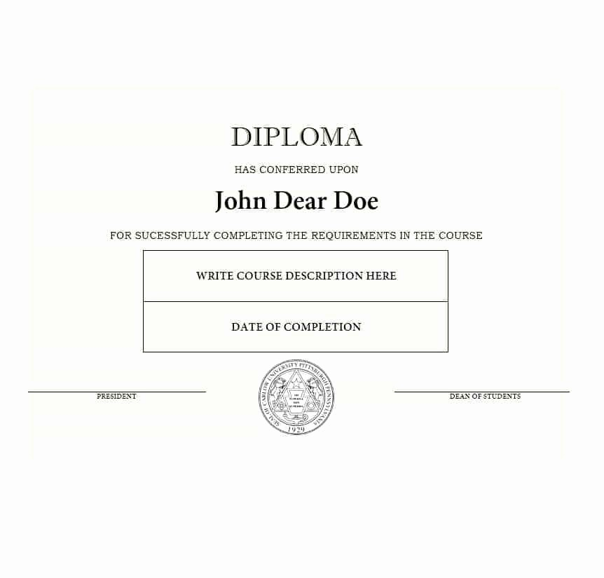 4 Year Degree Plan Template Beautiful College Grad Resume Examples Fresh Graduate Sample Student