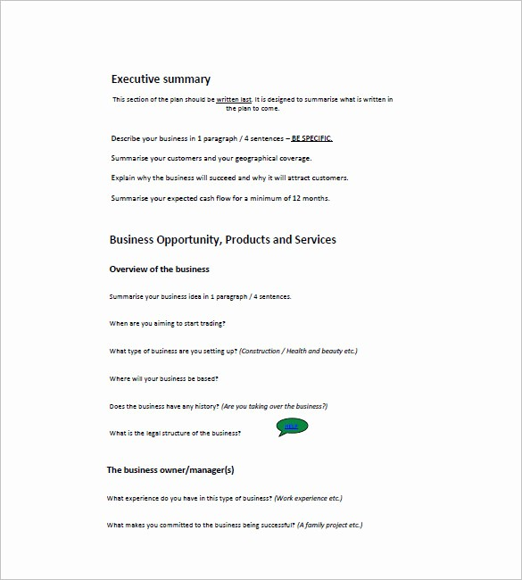 4 Year Degree Plan Template Best Of 98 Small Farm Business Plan Templates How to Make A