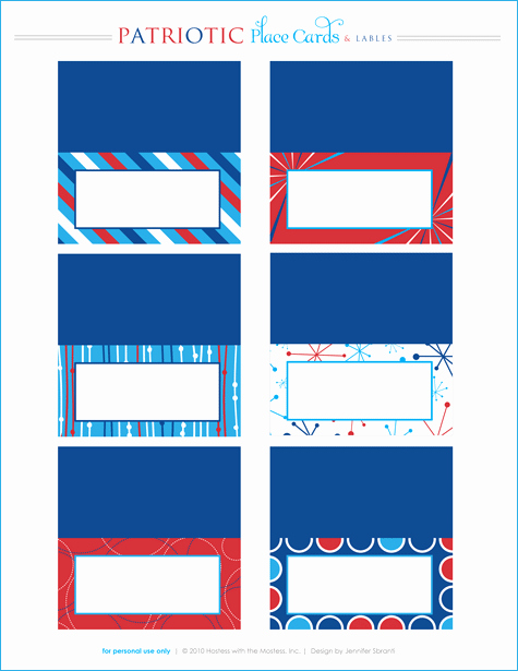 4th Of July Cards Printable Best Of Free Printables Patriotic Party Printables Hostess