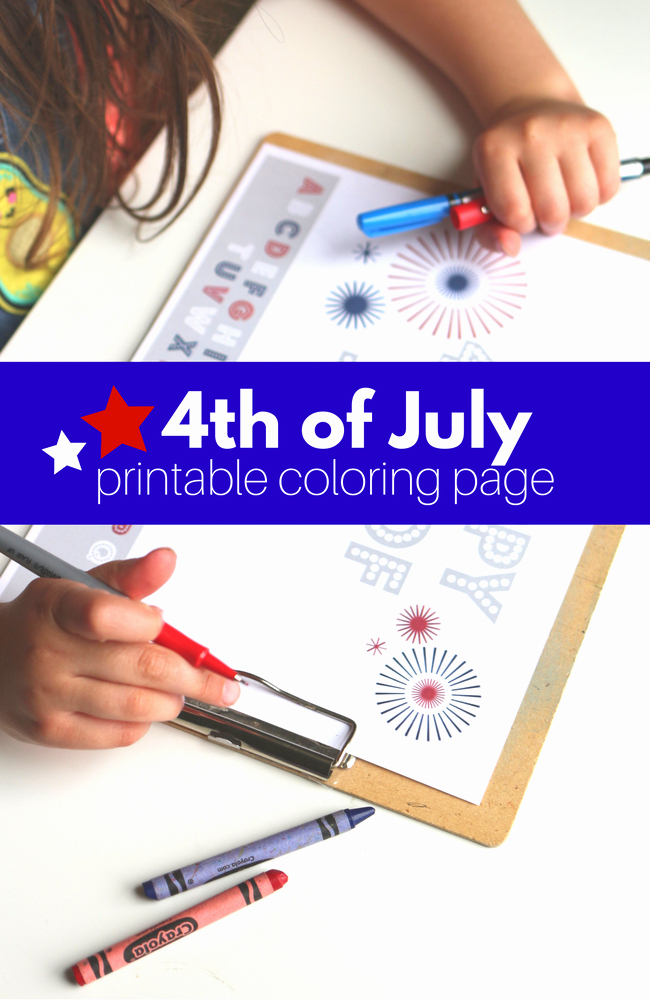 4th Of July Cards Printable Fresh 4th Of July Printable Coloring Page No Time for Flash Cards