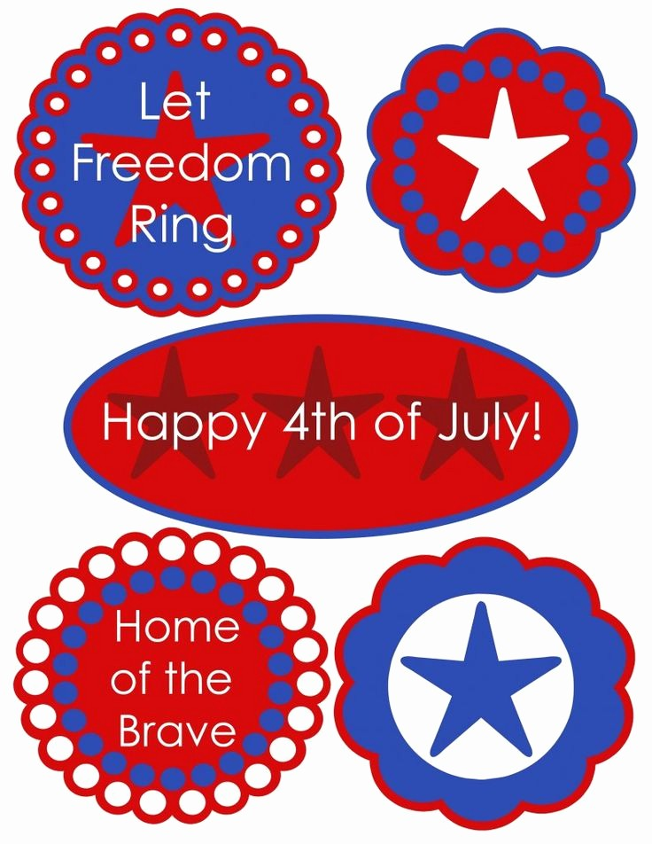 4th Of July Cards Printable Lovely 228 Best Holiday 4th July Images On Pinterest
