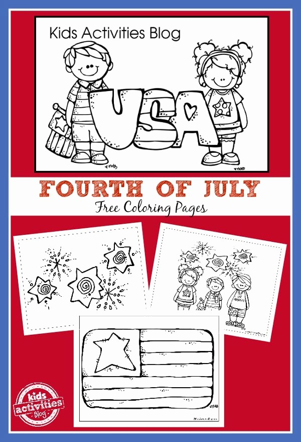 4th Of July Cards Printable New Patriotic Kids Activities and Printables the Crafting Chicks