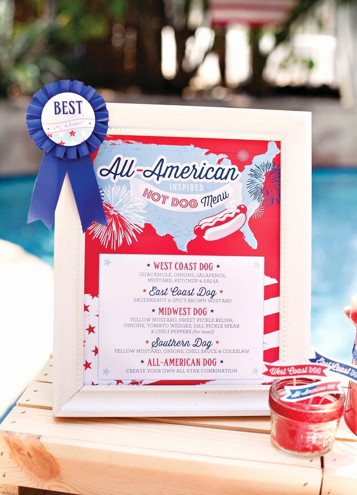 4th Of July Menu Template Beautiful top 25 Ideas About American Diner On Pinterest
