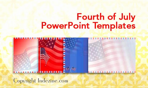 4th Of July Menu Template New Fourth Of July Powerpoint Templates