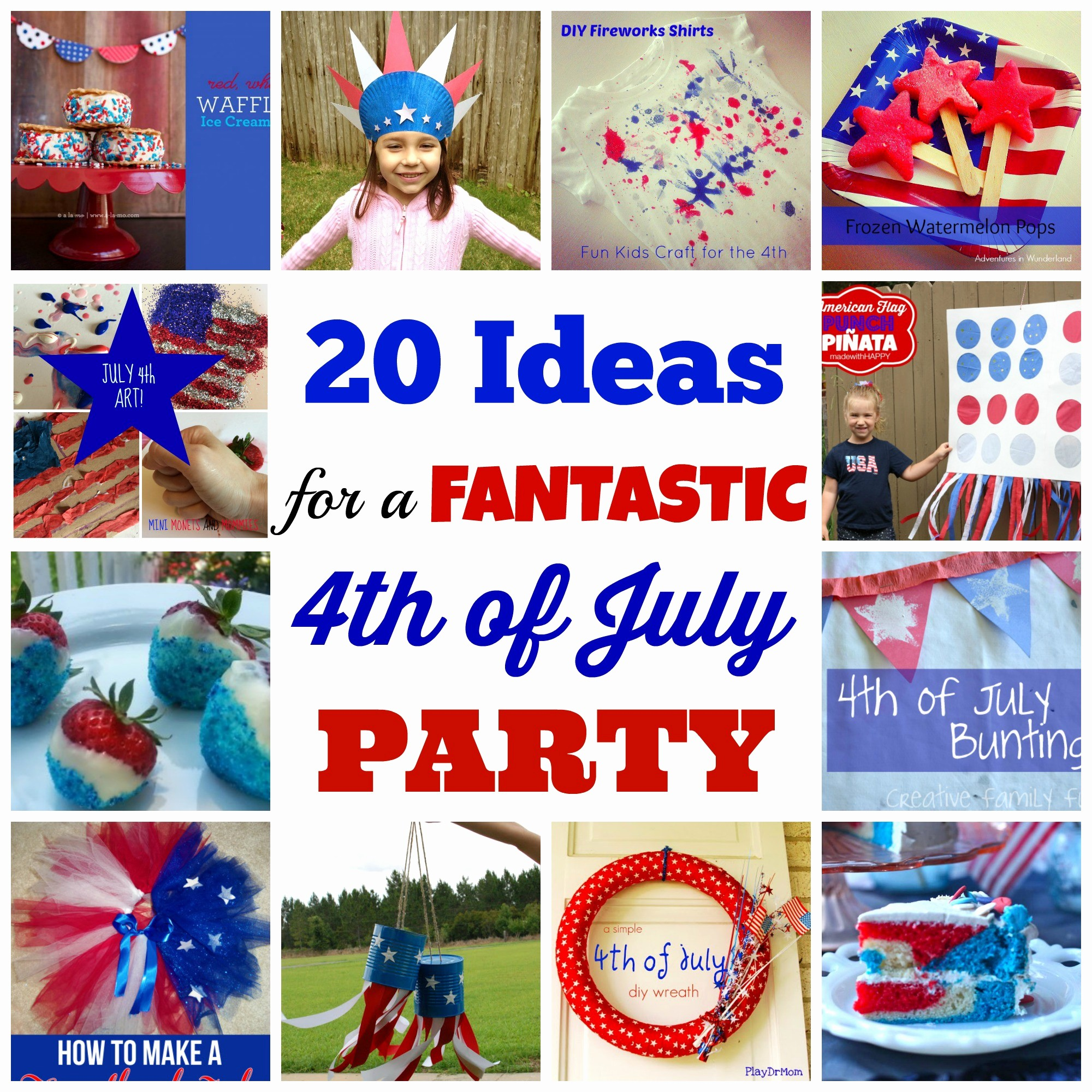 4th Of July Party Invites Lovely 20 Ideas for A Fantastic Fourth Of July Party