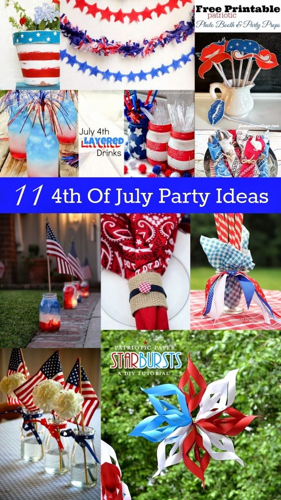 4th Of July Party Invites New 11 4th Of July Party Ideas Housewife Eclectic