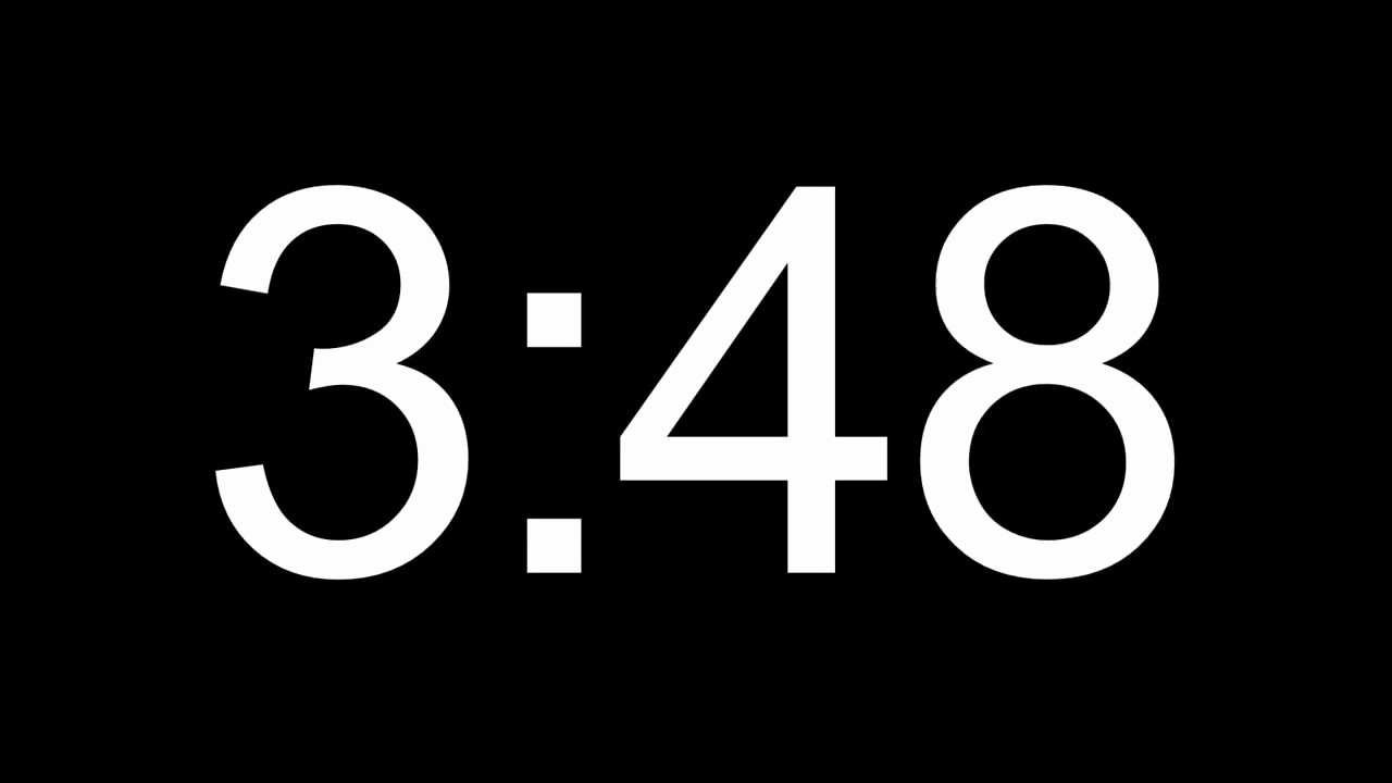 5 Minute Timer with sound Best Of 5 Minute Hd Countdown Timer No sound
