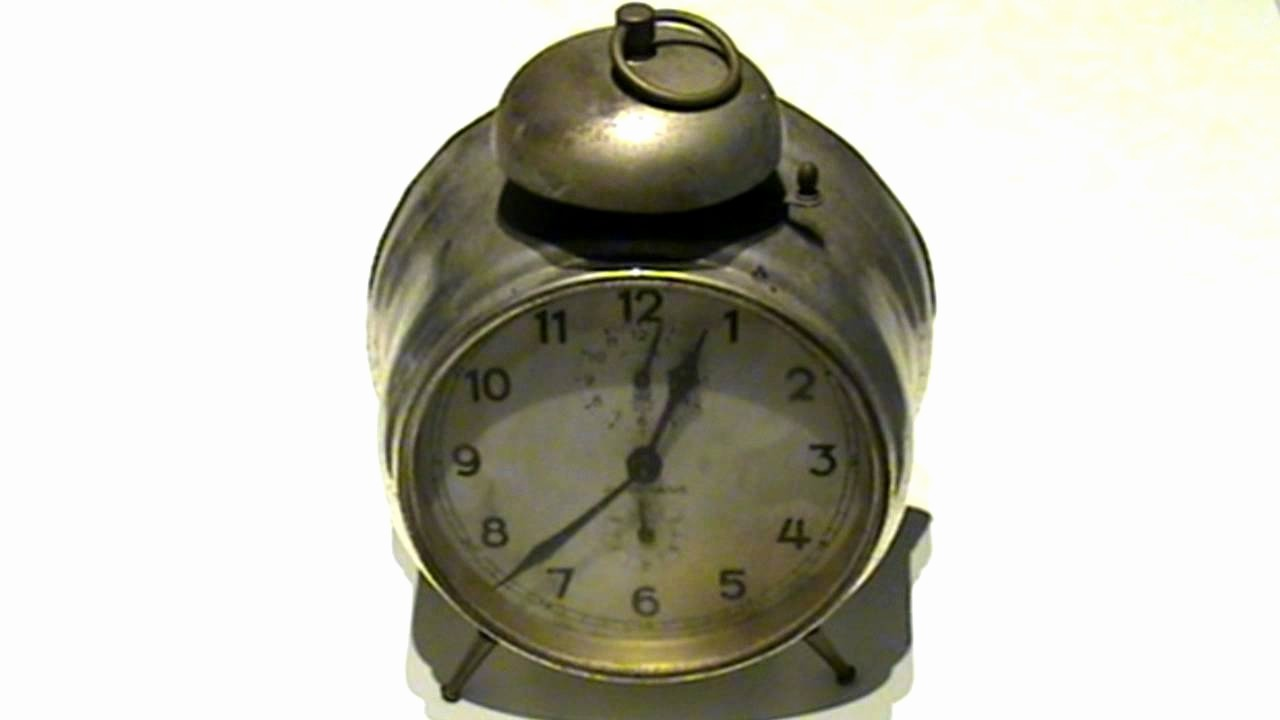 5 Minute Timer with sound New Clock Ticking sound 5 Minutes Made In Germany 1920 S
