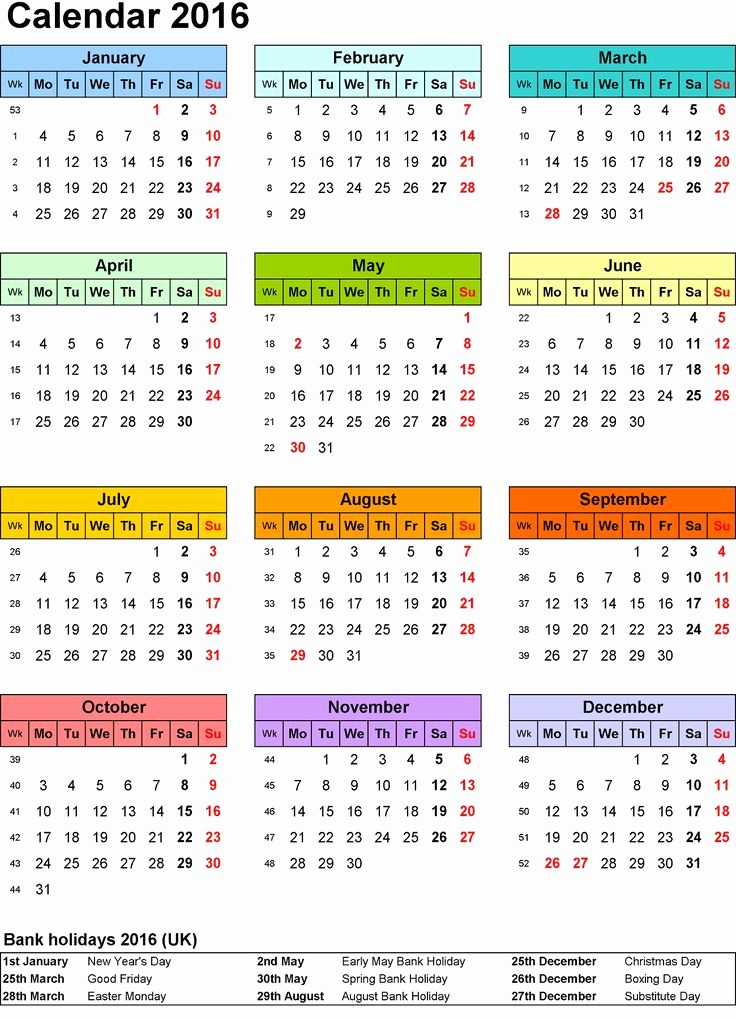5 Year Calendar Starting 2016 New 66 Best Images About Calendar Template Printable On