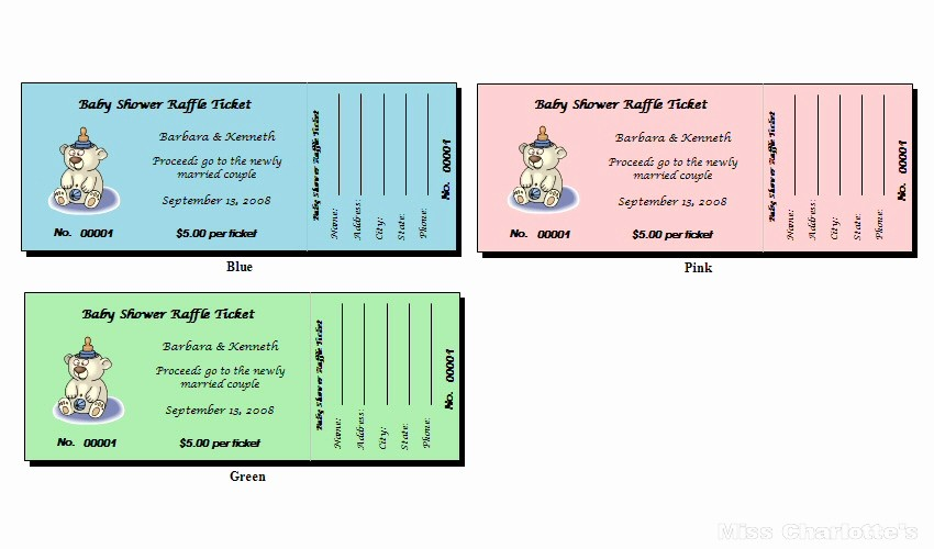 50 50 Raffle Ticket Template Luxury 2015 Minnesota Raffle Results