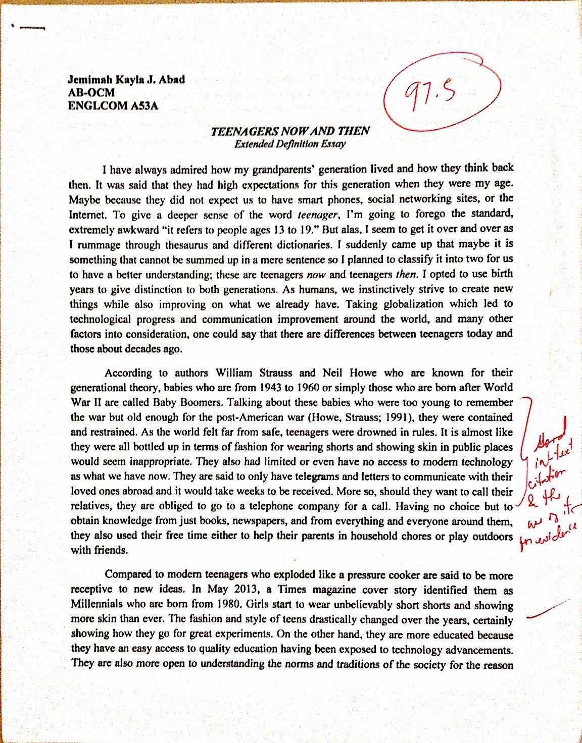 500 Word Essay Mla format Elegant Page Templates 500 Word Essay Example Example Page