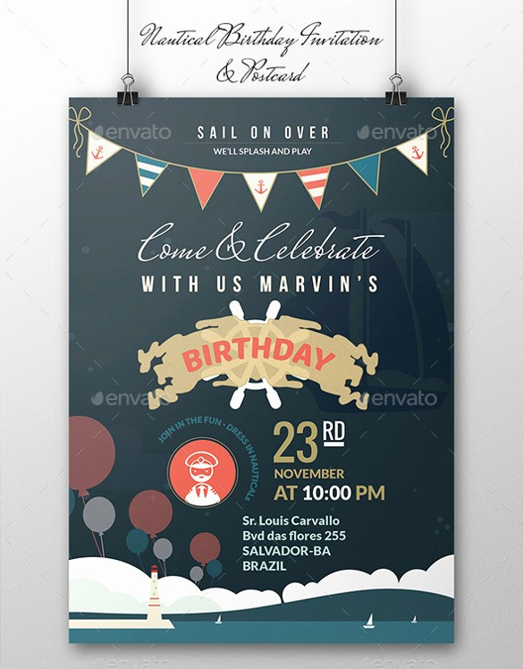 50th Birthday Flyer Template Free Elegant 12 Birthday Program Templates Pdf Psd