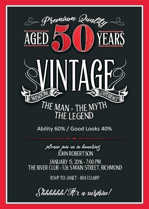 50th Birthday Flyer Template Free Elegant Template Elegant Birthday Invitation Templates Free