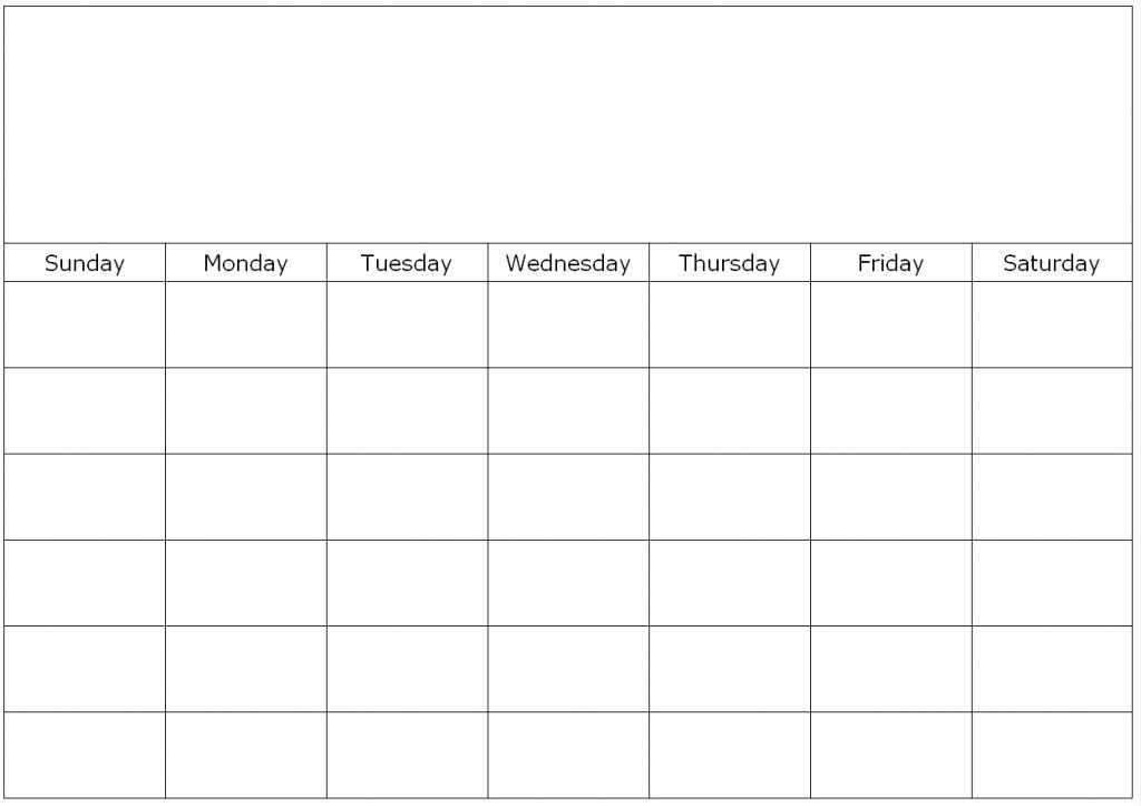 7 Day Weekly Planner Template Inspirational 4 Weekly Calendar