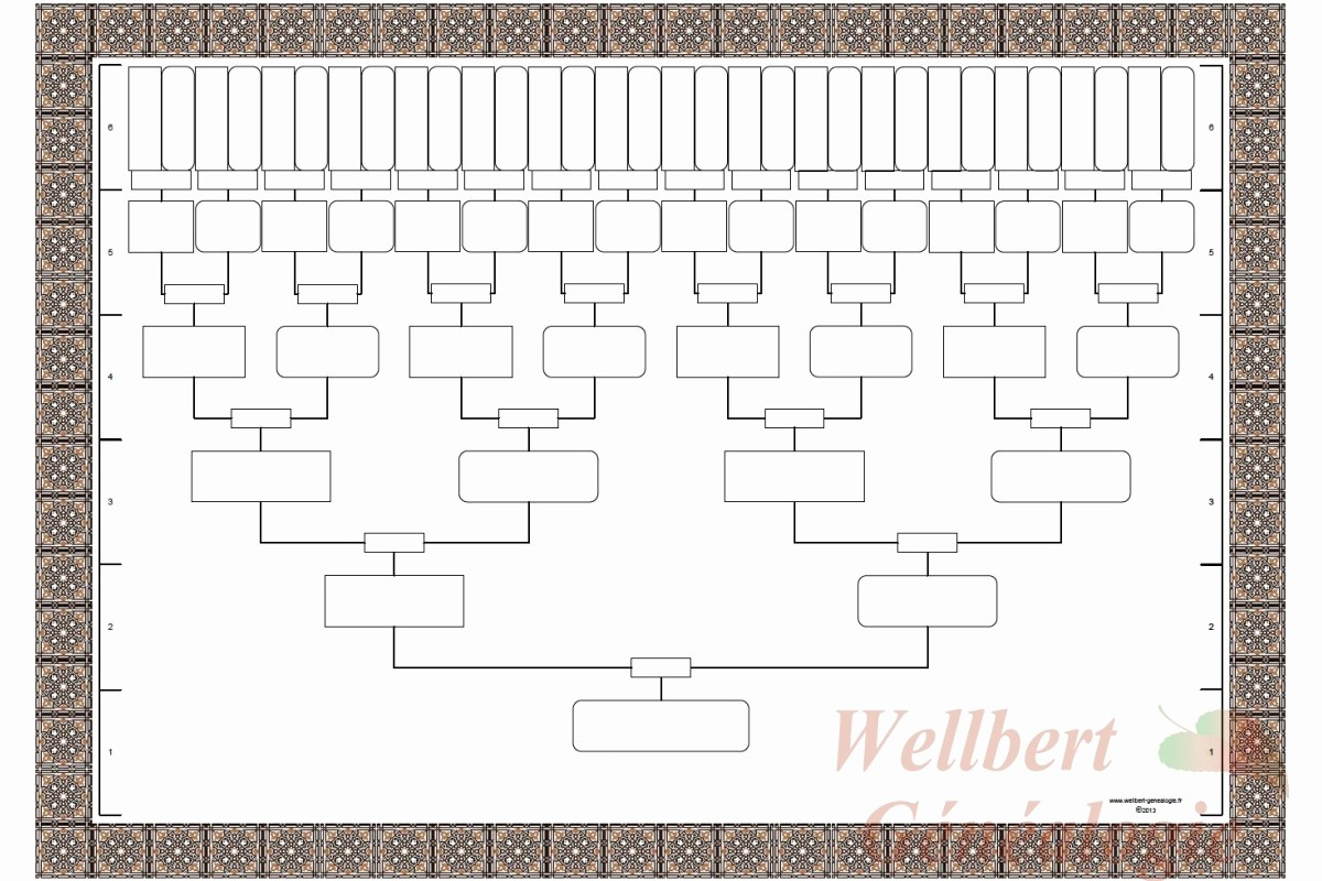 7 Generation Family Tree Template New Family Tree Template Beautiful Template Design Ideas