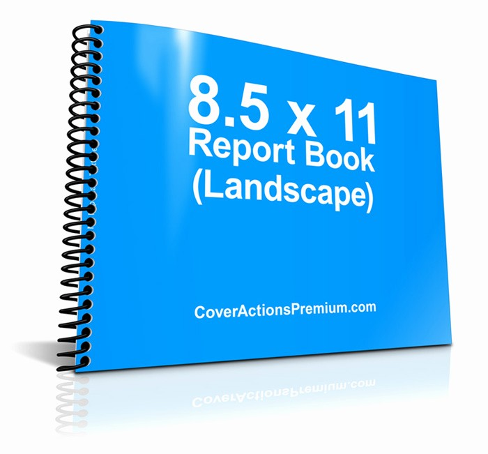 8.5 X 11 Recipe Template Best Of 11 X 8 5 Spiral Bound Book Mockup Pt 1