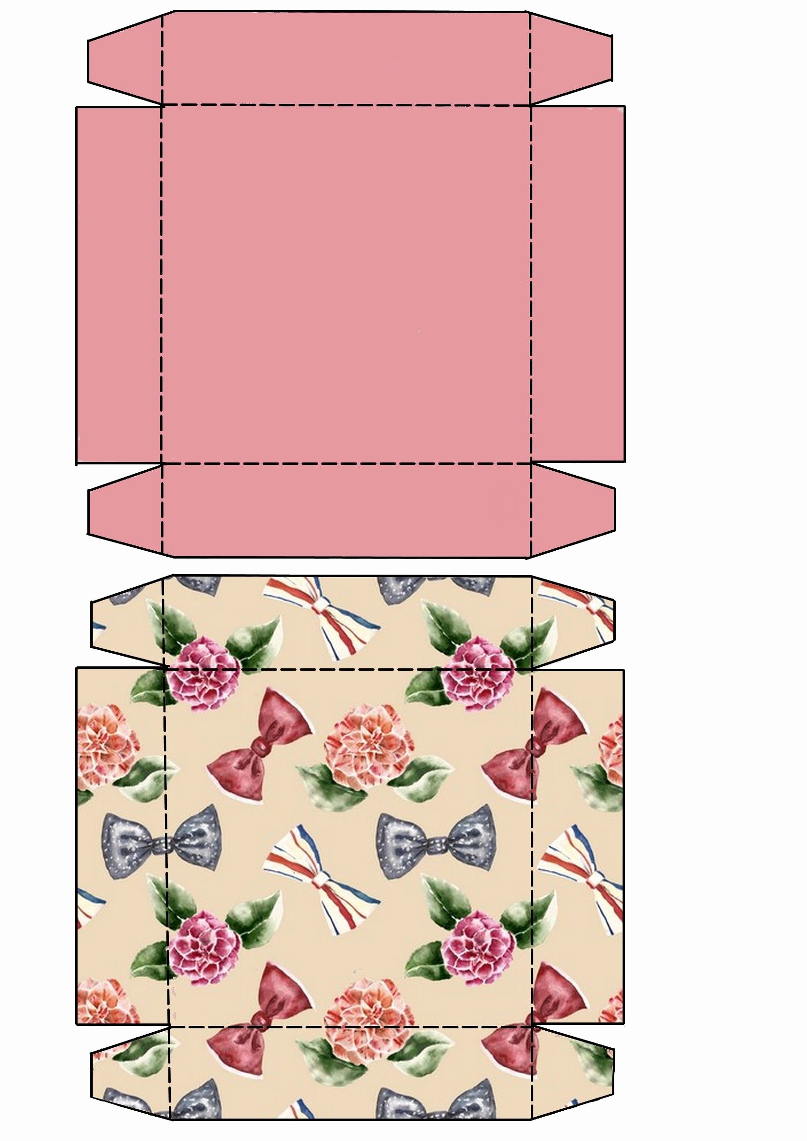 A Gift for You Template Awesome 1000 Ideas About Gift Box Templates On Pinterest