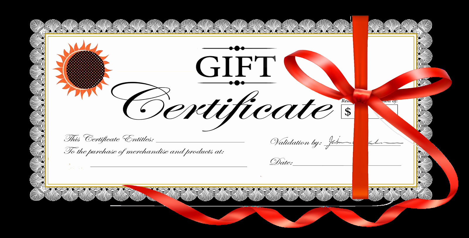 A Gift for You Template Elegant 18 Gift Certificate Templates Excel Pdf formats