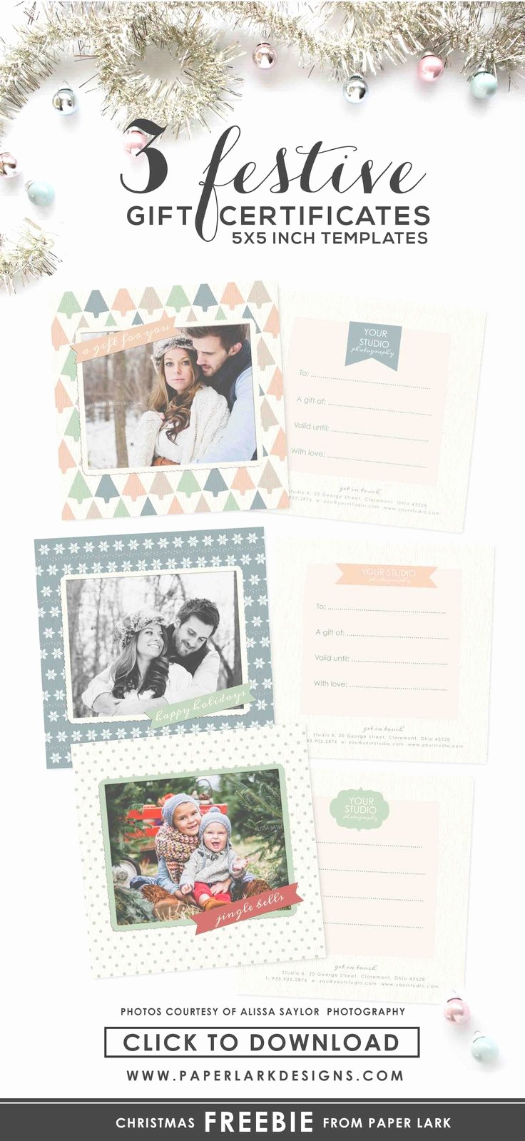 A Gift for You Template Inspirational Best 25 Gift Certificate Templates Ideas On Pinterest