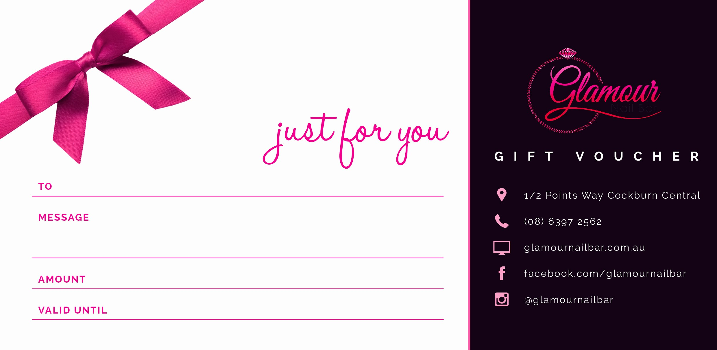 A Gift for You Template Lovely 17 Gift Voucher Templates Excel Pdf formats