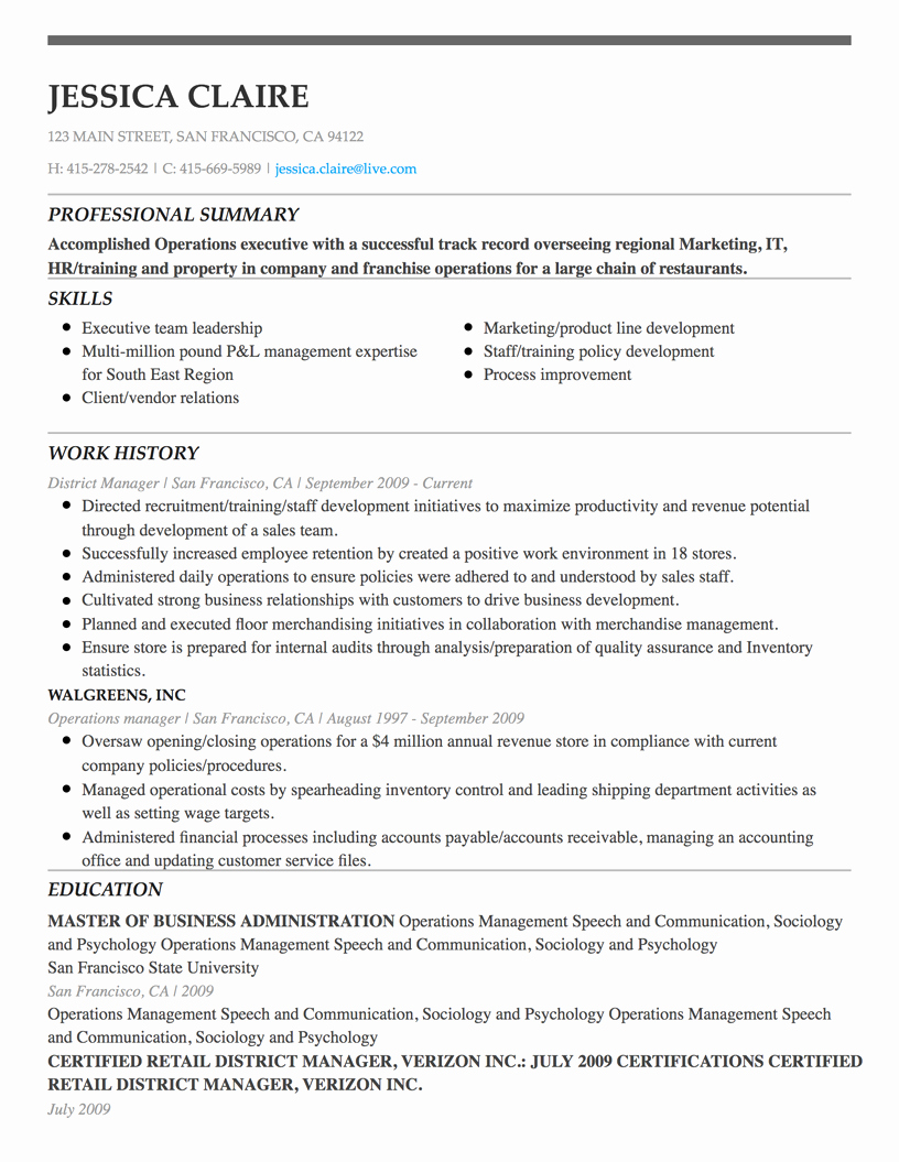 A Template for A Resume Awesome Free Resume Builder Line Create A Professional Resume