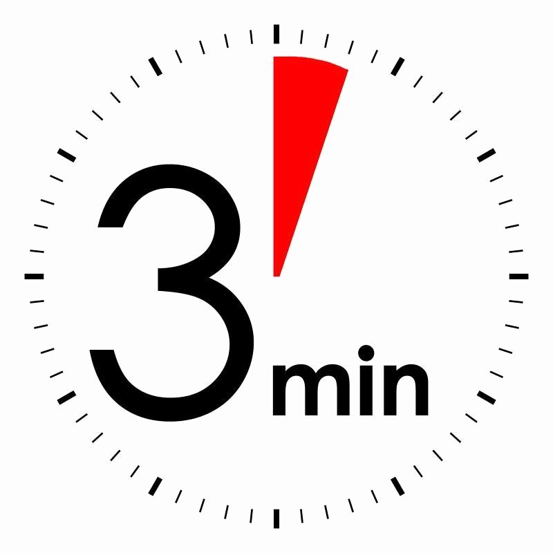 A Timer for 1 Minutes Fresh A Short Speech How to Create A 3 Minute Speech that Rocks